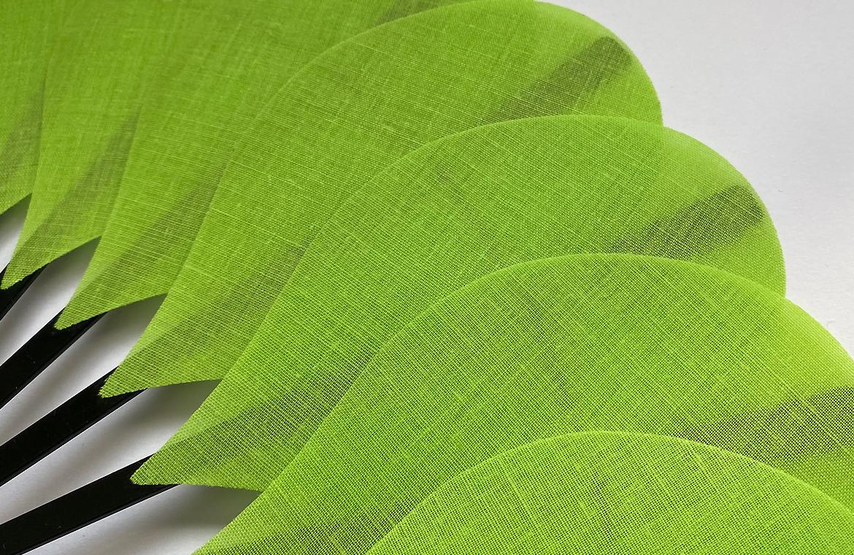 eventail-palmito-anis-vert