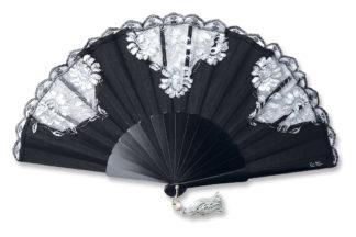eventail-argenta-dentelle-soiree-ceremonie-accessoire-de-mode