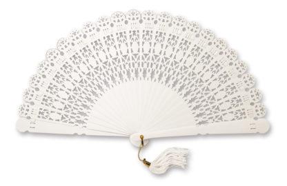 eventail-calado-blanc-ceremonie-mariage-accessoire-de-mode