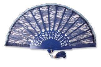 eventail-casablanca-bleu-dentelle-soiree-ceremonie-accessoire-de-mode
