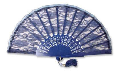eventail-casablanca-bleu-dentelle