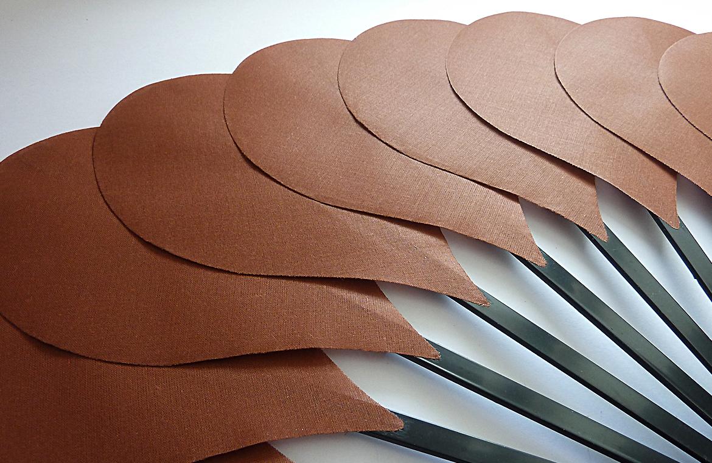 eventail-palmito-marron