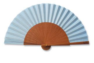 eventail-mini-ecololo-bleu-pastel-accessoire-de-mode