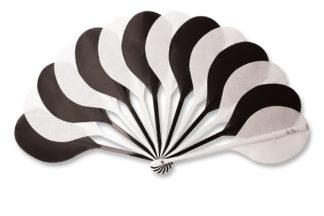 eventail-palmito-noir-blanc