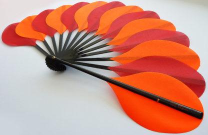 eventail-palmito-orange-rouge
