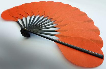 eventail-palmito-orange-accessoire-de-mode