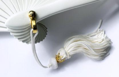 eventail-passionata-blanc