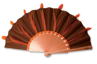 eventail-samba-marron-plumes-autruche-accessoire-de-mode